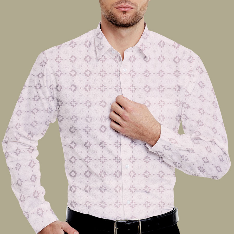 دانلود موکاپ پیراهن مردانه