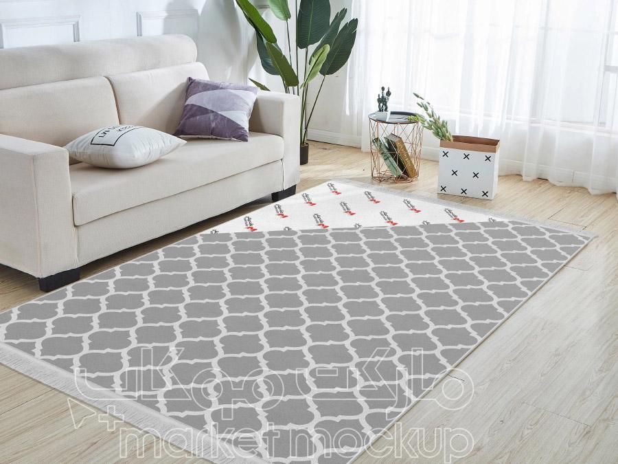 موکاپ فرش و روفرشی ایرانی شماره 10