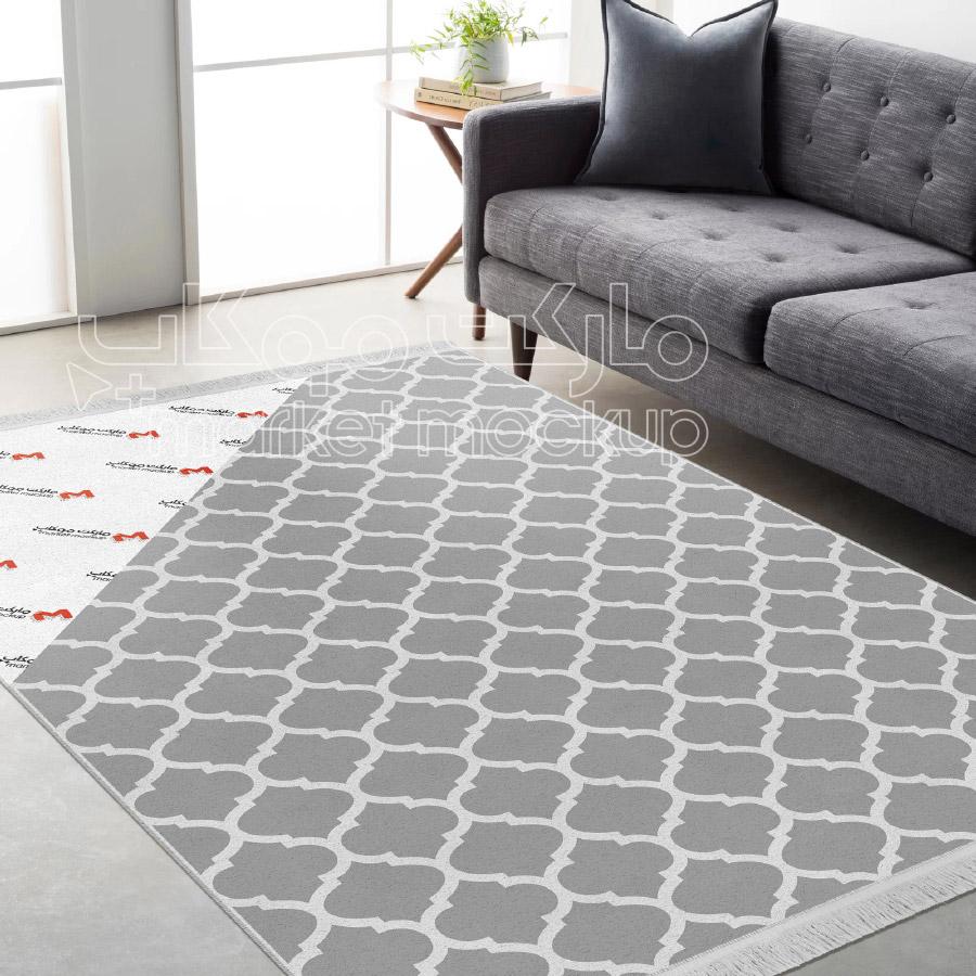 موکاپ فرش و روفرشی ایرانی شماره 2