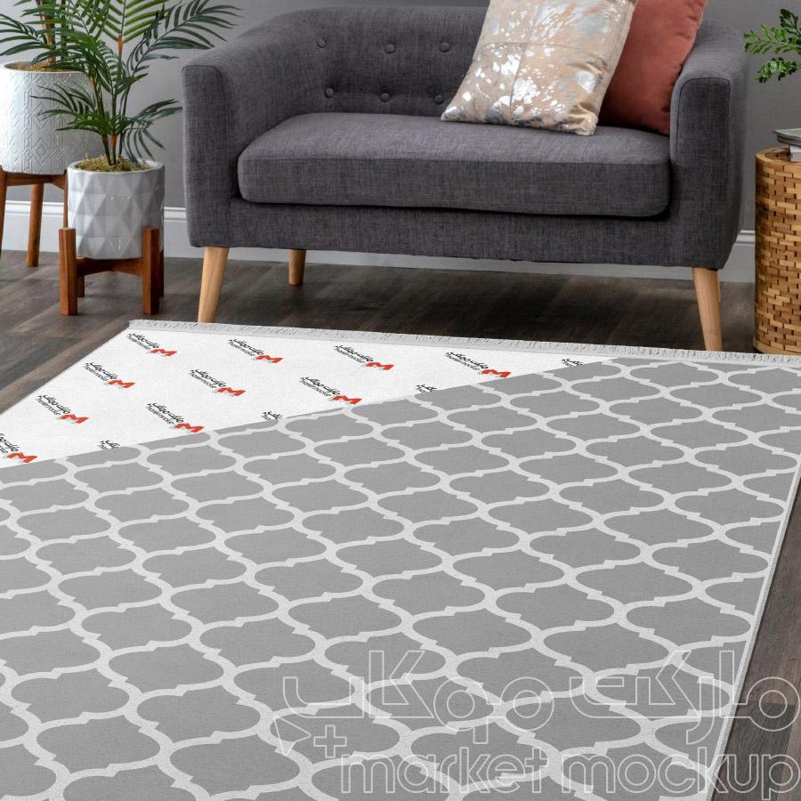 موکاپ فرش و روفرشی ایرانی شماره 6
