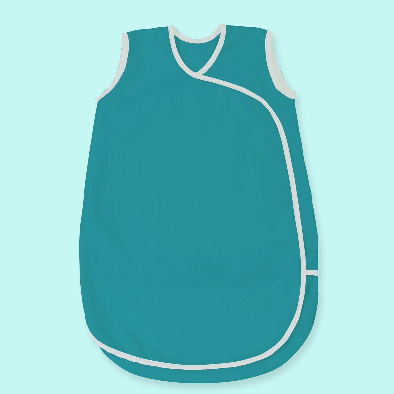 موکاپ پتو نوزادی شکل لباس