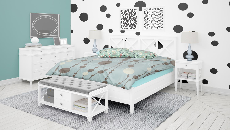 موکاپ تخت و روتختی و موکاپ کاغذ دیواری و قاب عکس