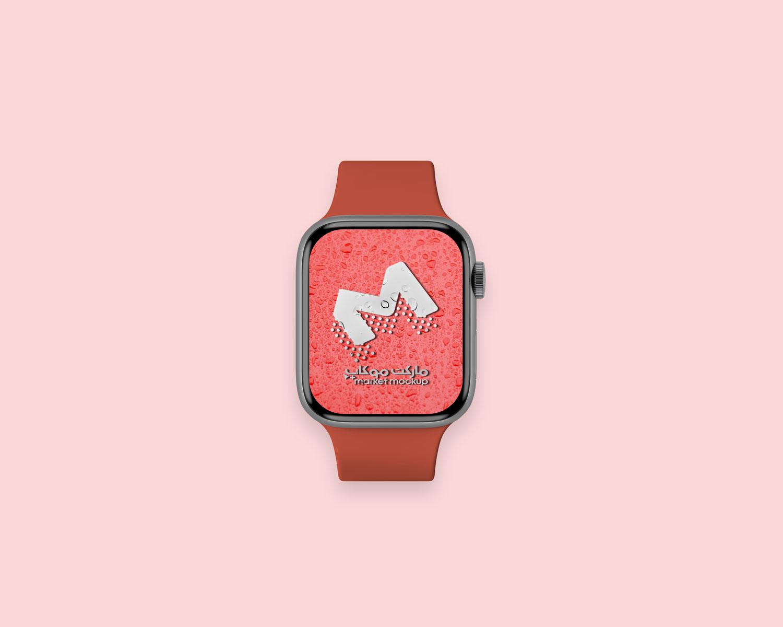 موکاپ اپل واچ(ساعت هوشمند)