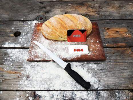 دانلود موکاپ کارت ویزیت نانوایی و آرد
