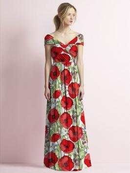 دانلود موکاپ لباس ماکسی بلند زنانه مدل ۱